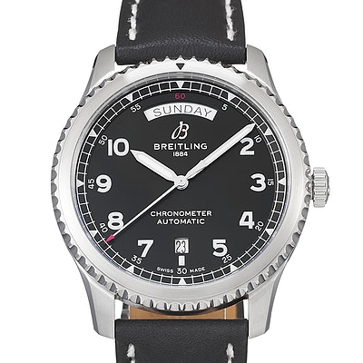Breitling Aviator 8 Automatic Day-Date 41 - A45330101B1X2
