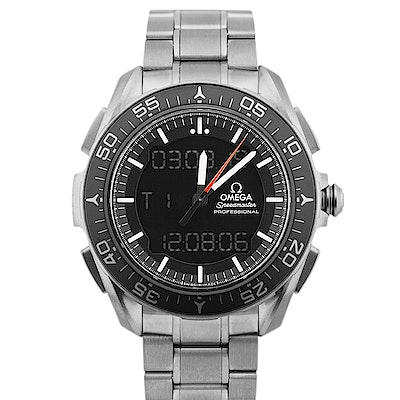 Omega Speedmaster Skywalker - 318.90.45.79.01.001