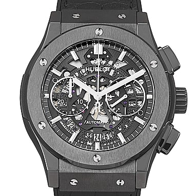 Hublot Classic Fusion Aerofusion Black Magic - 525.CM.0170.LR