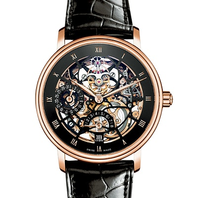 Blancpain Villeret Tourbillon Squelette 8 Jours - 6025AS-3630-55A