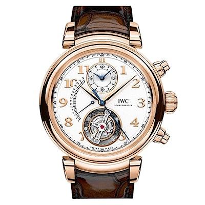 IWC Da Vinci Tourbillon Rétrograde Chronograph - IW393101