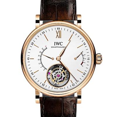 IWC Portofino Hand-Wound Tourbillon Rétrograde - IW516501