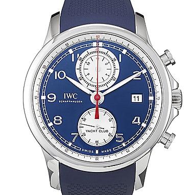IWC Portugieser Yacht Club Chronograph - IW390507