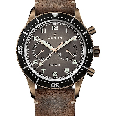 Zenith Pilot Cronometro Tipo CP-2 Flyback - 29.2240.405.18.C801