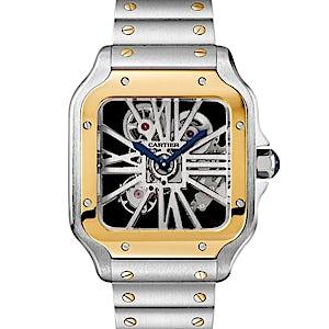 Cartier Santos WHSA0012