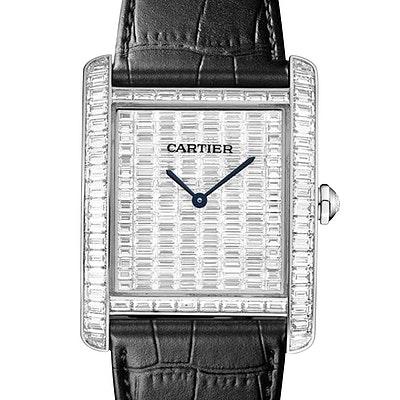 Cartier Tank Haute Joaillerie - HPI00623