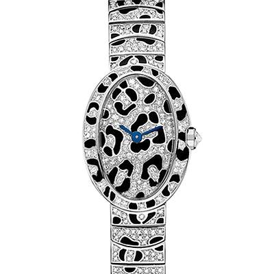 Cartier Baignoire Pantherflecken - HPI00704