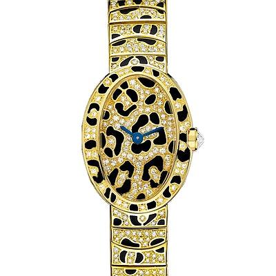 Cartier Baignoire Panther Spots - HPI00961