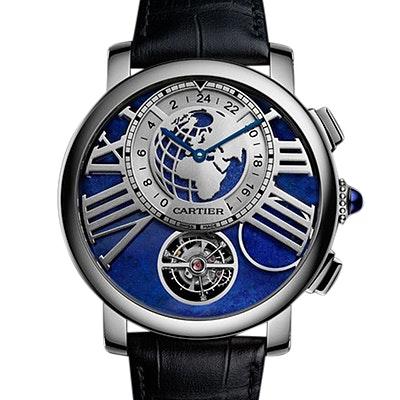 Cartier Rotonde Erde und Mond - W1556222