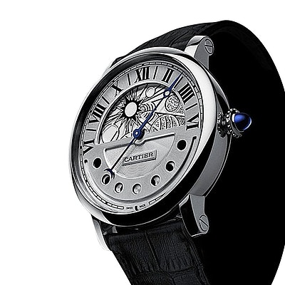 Cartier Rotonde Tag & Nacht - W1556244