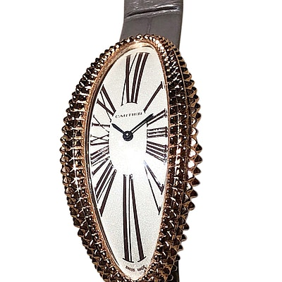 Cartier Baignoire Allongée - WGBA0009