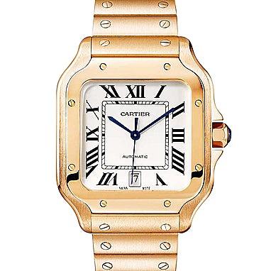 Cartier Santos  - WGSA0007