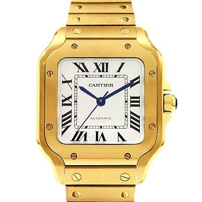 Cartier Santos  - WGSA0010