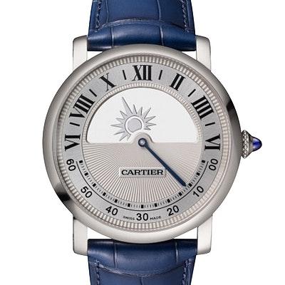 Cartier Rotonde Geheimnisvolles Uhrwerk - WHRO0043