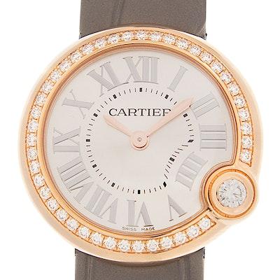 Cartier Ballon Blanc  - WJBL0006