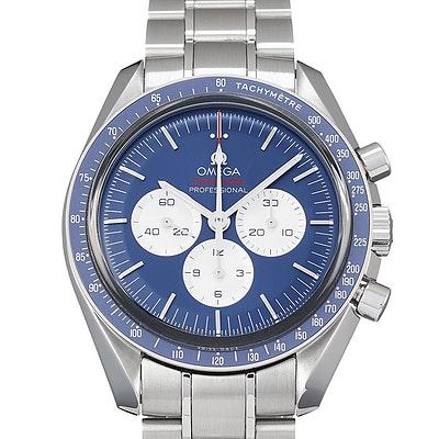 Omega Speedmaster Professional Moonwatch Tokyo Olympics - 522.30.42.30.03.001
