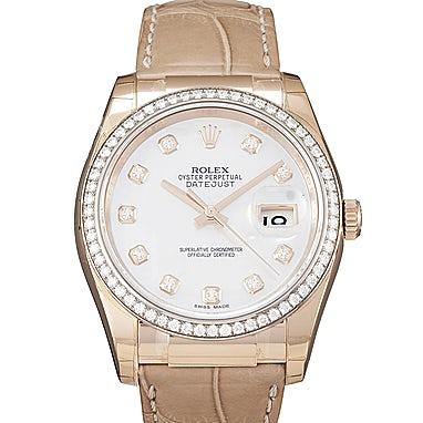 Rolex Datejust 36 - 116185