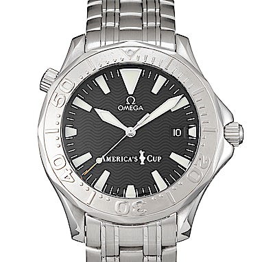 Omega Seamaster Professional 300M Americas Cup Ltd. - 2533.50.00
