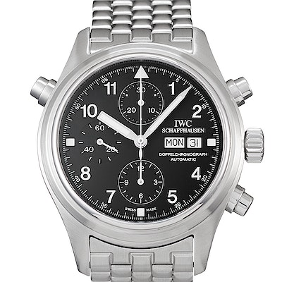 IWC Pilot's Watch Doppelchronograph - IW371319