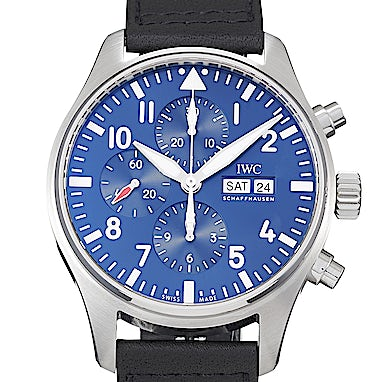 """IWC Pilot's Watch Chronograph Edition """"Le Petit Prince"""" - IW377714"""