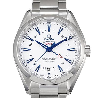 Omega Seamaster Aqua Terra 150 M Master Co-Axial GMT - 231.90.43.22.04.001