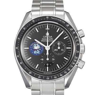 "Omega Speedmaster Professional Moonwatch - ""Snoopy"" Ltd. - 3578.51.00"