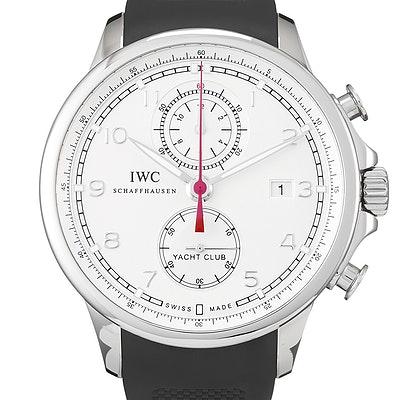 IWC Portugieser Yacht Club Chronograph - IW390211