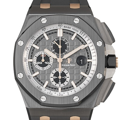"Audemars Piguet Royal Oak Offshore Chronograph Automatik ""Pride of Germany"" - 26415CE.OO.A002CA.01"