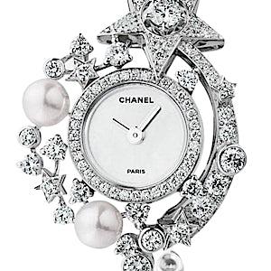 Chanel Schmuckuhr J60582