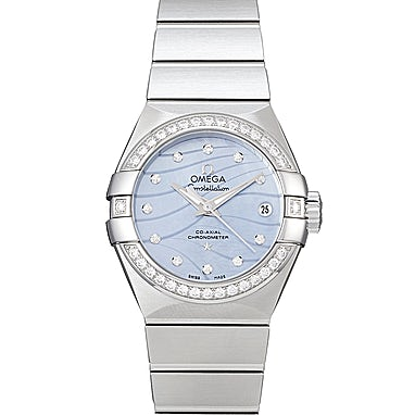 Omega Constellation Co-Axial - 123.15.27.20.57.001