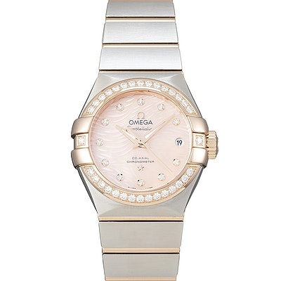 Omega Constellation Co-Axial - 123.25.27.20.57.004