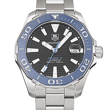 Tag Heuer Aquaracer Calibre 5 - WAY211B.FC6363