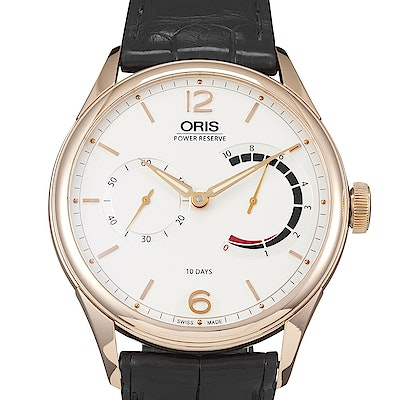 Oris Artelier 110 Years Limited Edition - 110.7700.6081.LS