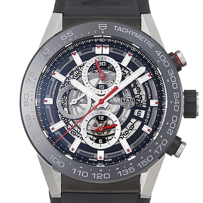 Tag Heuer Carrera Calibre HEUER 01 Automatic Chronograph - CAR2A1Z.FT6044