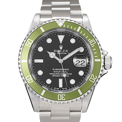 Rolex Submariner Date Flat Four - 16610LV