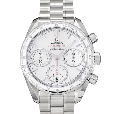 Omega Speedmaster 38 Co-Axial Chronograph  - 324.30.38.50.55.001