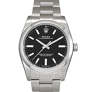 Rolex Oyster Perpetual 124200