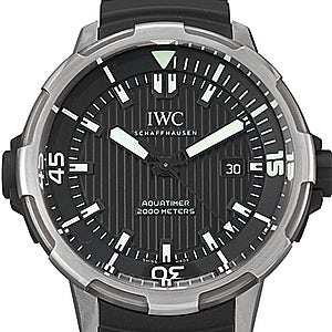 IWC Aquatimer IW358002