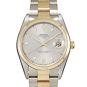 Rolex Oyster Perpetual 15203