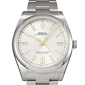 Rolex Oyster Perpetual 124300