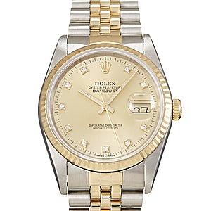 Rolex Datejust 16233